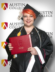 BAM, Look at that gorgeous grad.
